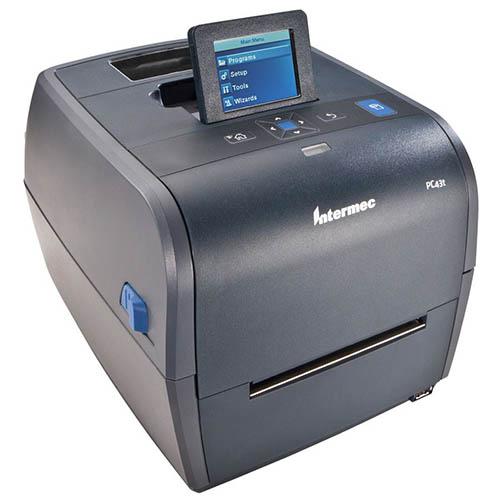 máy in mã vạch honeywell pc43t