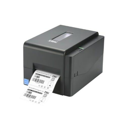 hướng dẫn lắp giấy mực cho máy in tsc te200