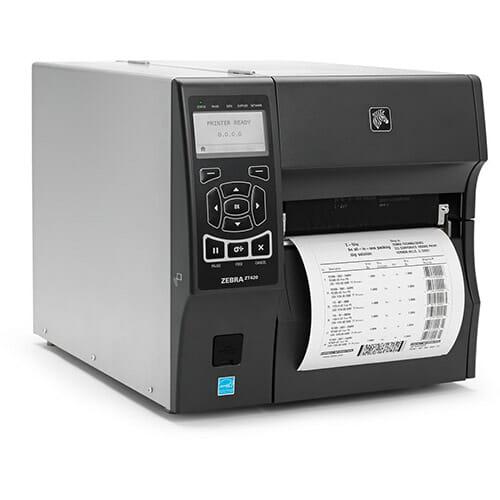 máy in mã vạch zebra zt420 203dpi