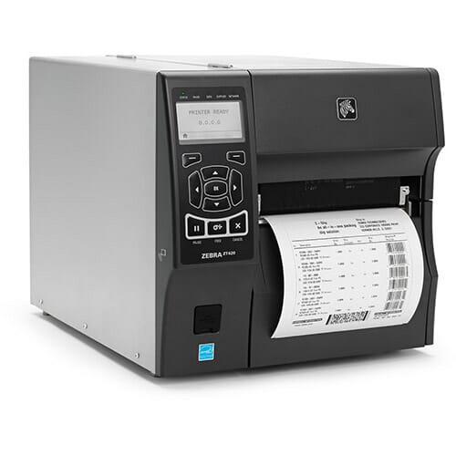 máy in mã vạch zebra zt420 300dpi