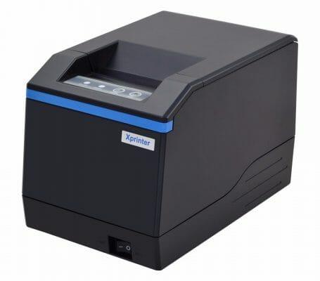 máy in mã vạch xprinter 303b