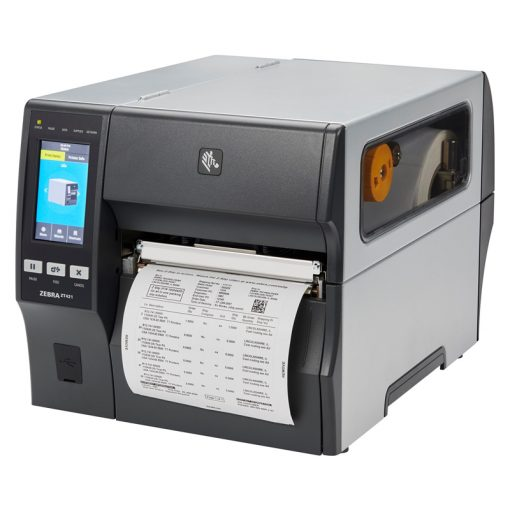 máy in mã vạch zebra zt421 203dpi