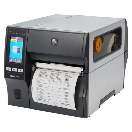 máy in mã vạch zebra zt421 300dpi